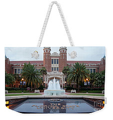 The Florida State University Weekender Tote Bag