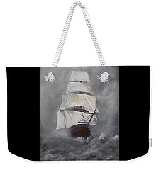 The Flying Dutchman Weekender Tote Bag