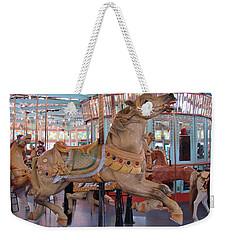 The Flying Horses Weekender Tote Bag