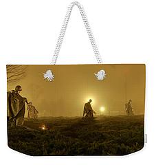The Fog Of War #1 Weekender Tote Bag