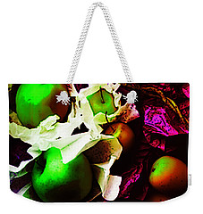 The Forbidden Fruit II Weekender Tote Bag