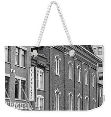 The Ford Theater  Weekender Tote Bag