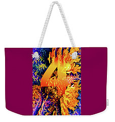 The Four Of Creation Weekender Tote Bag