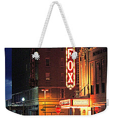 The Fox After The Show 2 Weekender Tote Bag