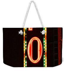 The Fox Weekender Tote Bag