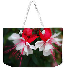 The Fuchsia Weekender Tote Bag