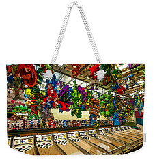 The Game Weekender Tote Bag
