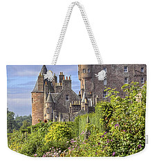 The Garden Of Glamis Castle Weekender Tote Bag