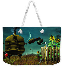 The Gardener Weekender Tote Bag