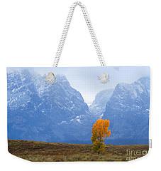 The Gate Keeper Weekender Tote Bag