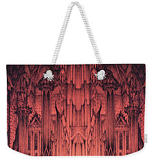 The Gates Of Barad Dur Weekender Tote Bag