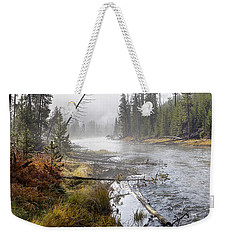 The Gibbon's Inviting Waters  Weekender Tote Bag