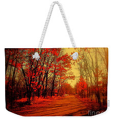 The Ginger Path Weekender Tote Bag