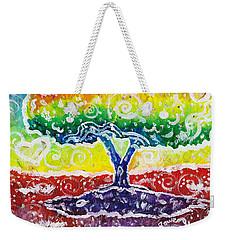 The Giving Tree Weekender Tote Bag by Shana Rowe Jackson