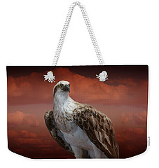 The Glory Of An Eagle Weekender Tote Bag
