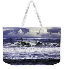 The Glory Of Morning On The Oregon Coast Weekender Tote Bag