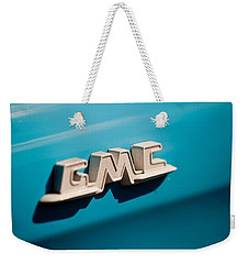 The Gmc Weekender Tote Bag by Melinda Ledsome
