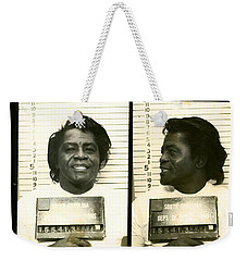 The Godfather Of Soul Weekender Tote Bag