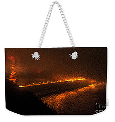 The Golden Gate Weekender Tote Bag