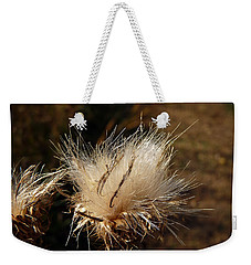 The Golden Present Weekender Tote Bag