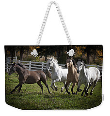 The Goldendale Four Weekender Tote Bag by Wes and Dotty Weber