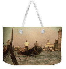 The Gondoliers Weekender Tote Bag by Micki Findlay