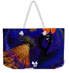 The Good Earth  Sequoia Weekender Tote Bag by Joseph Mosley