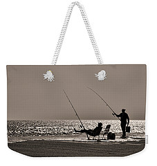The Good Life Weekender Tote Bag