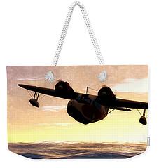 The Goose Weekender Tote Bag by Tim Fillingim