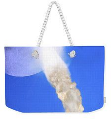 The Gothic Rocket Ship - Walter Scott Monument Weekender Tote Bag