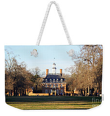 The Governor's Palace Weekender Tote Bag