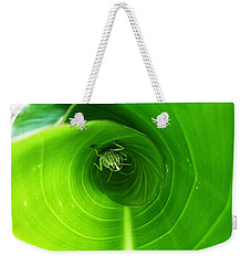 The Grasshopper Flush Weekender Tote Bag