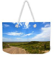 The Grasslands Weekender Tote Bag