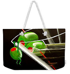 The Great Escape Weekender Tote Bag by Darren Robinson