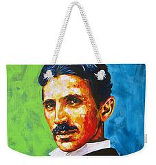 The Great Inventor Weekender Tote Bag