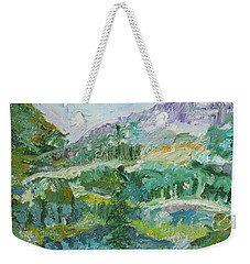 The Great Land Weekender Tote Bag