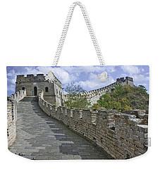 The Great Wall Of China At Mutianyu 1 Weekender Tote Bag