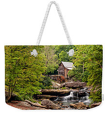 The Grist Mill Weekender Tote Bag