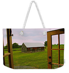 The Grounds Weekender Tote Bag