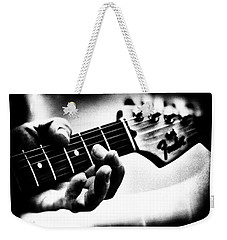 The Guitar Weekender Tote Bag