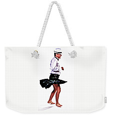 The Happy Dance Weekender Tote Bag