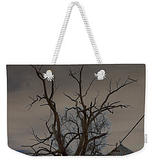 The Haunting Tree Weekender Tote Bag