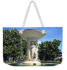 The Heart Of Dupont Circle Weekender Tote Bag