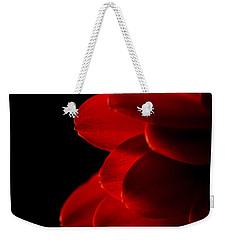 The Heat Of Your Gaze Weekender Tote Bag