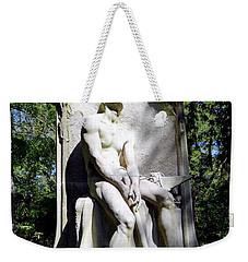 The Henry Villard Memorial Weekender Tote Bag by Ed Weidman
