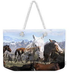 The Herd 2 Weekender Tote Bag