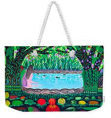 The Hidden Water Weekender Tote Bag