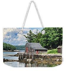 The Hideaway Weekender Tote Bag