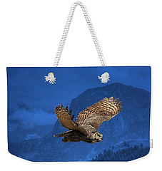 The High Country Weekender Tote Bag by Donna Kennedy