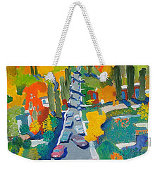 The Hill Weekender Tote Bag
